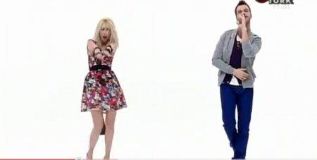 Sinan Akçıl ve Hande Yener Atma klip Muzik